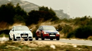 Frame spot Audi Clásico
